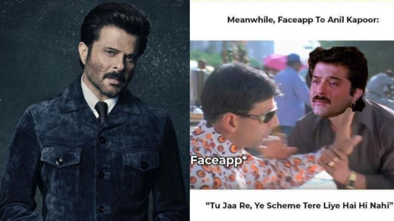 Anil Kapoor On His Faceapp Memes I M So Amused By People S Creativity Bollywood Bubble