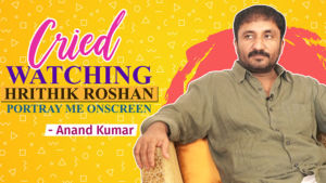 Anand Kumar: My family was astonished after watching Hrithik Roshan's 'Super 30'