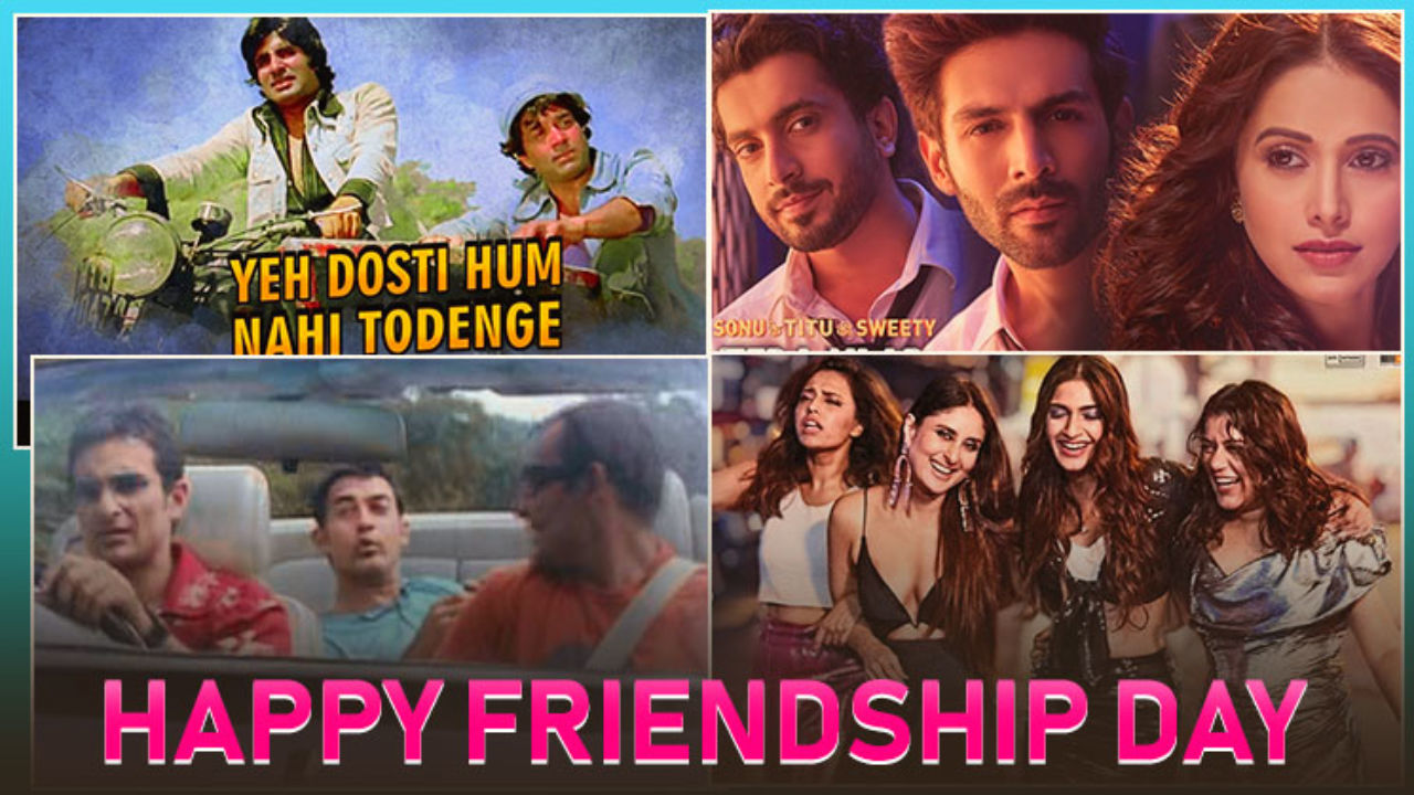 Happy Friendship Day Top 5 Bollywood Songs To Dedicate To Your Friends Bollywood Bubble If you are looking for the perfect friendship songs for your best friend, check out this article. top 5 bollywood songs to dedicate to