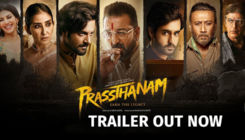 Prassthanam trailer : Sanjay Dutt's guns and gore political drama is a war of legacy and integrity