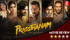 'Prassthanam' Movie Review: Sanjay Dutt-Ali Fazal's guns and gore political drama isn't for the family audiences