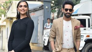 'Chhapaak' trailer launch: Deepika Padukone and Vikrant Massey were at their stylish best
