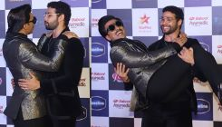 Ranveer Singh's bromance with his 'Gully Boy' co-star Siddhant Chaturvedi is unmissable- watch video