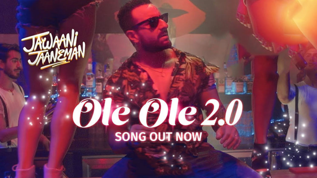 Image result for Jawaani Jaaneman Song Ole Ole 2.0 Released