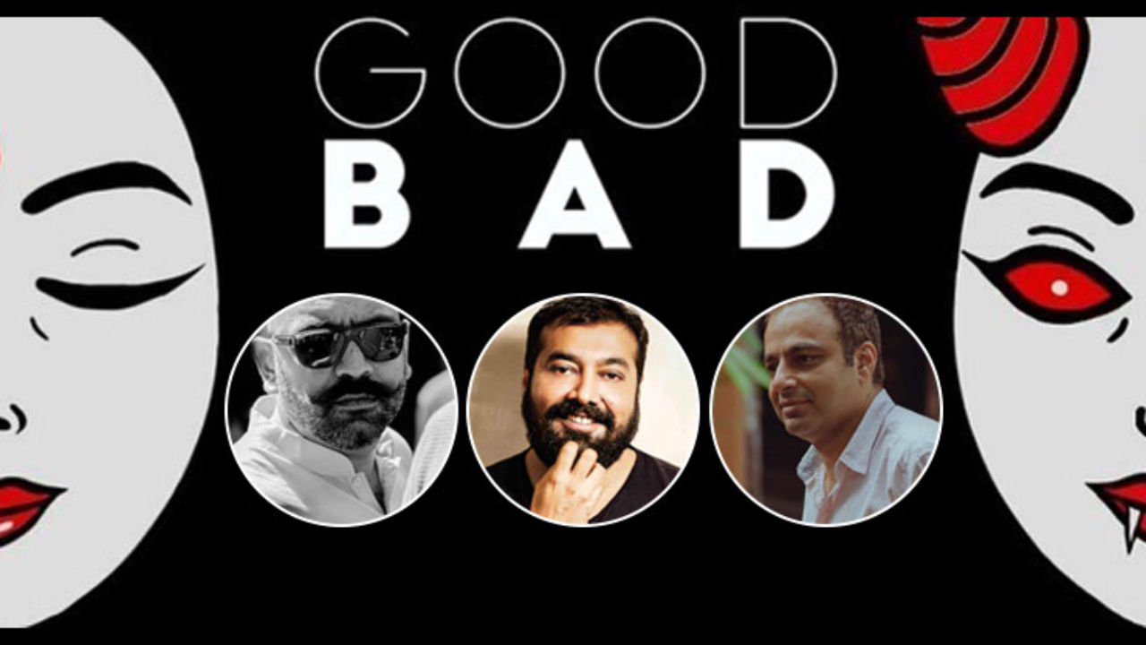 After Phantom, Anurag Kashyap opens new production company, Good Bad Films | Bollywood Bubble