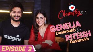 Riteish Deshmukh & Genelia D'Souza on love story, proposal & parenting Riaan, Rahyl