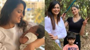 Mother's Day: Shweta Tiwari to Anita Hassanandani; Actresses who are REDEFINING motherhood & making it special