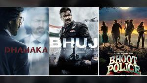 From Kartik Aaryan's Dhamaka to Ajay Devgn's Bhuj: Check out the lucrative deals offered to upcoming films by OTT platforms