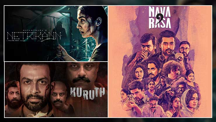 South movies releasing on OTT in August: Navarasa to Netrikann, check out the list of films streaming THIS month