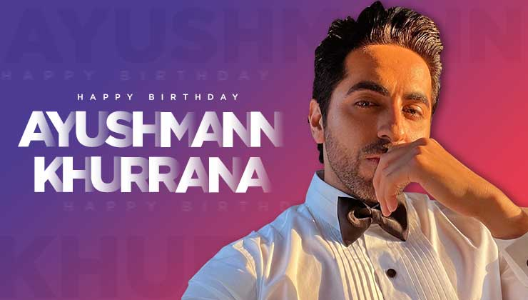 Happy Birthday Ayushmann Khurrana: 5 times he proved that versatility is spice of life