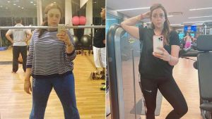Weight Loss: Lizelle D'Souza followed THIS diet and workout routine to lose 40 kilos