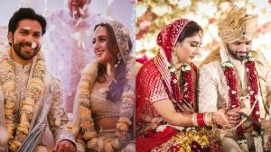 Karwa Chauth 2021: 7 Bollywood and TV couples who are celebrating the festival for the first time